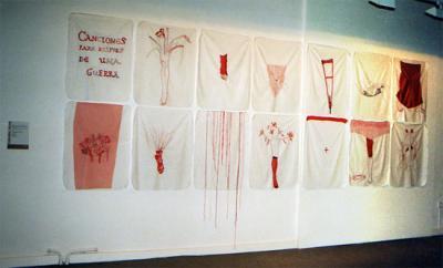 ERZÄHLUNGEN/ RELATOS [2005], exposiciones en Alemania y España