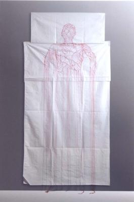 Vigilia [2004], catálogo de la exposición