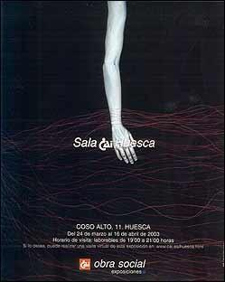 VANITAS, EXPOSICIÓN DE LINA VILA [HUESCA, 2003]