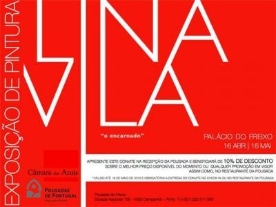 EXPOSICIÓN DE LINA VILA EN OPORTO